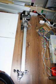 오픈빌드 로보 1000mmx1000mm(rovo x)  10번째 제품입니다.